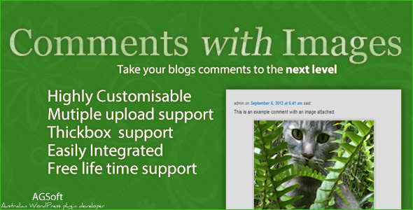 Comments With Images WordPress